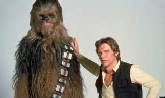 Harrison Ford Chewbacca Harrison Ford Returning To Wars Our With