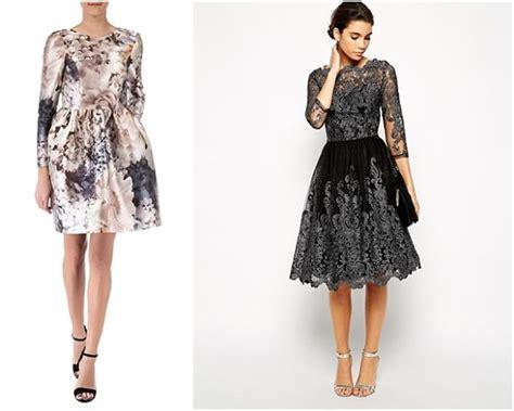 imagenes vestidos invierno 2015 12 opciones de vestidos de fiesta cortos para el oto 241 o