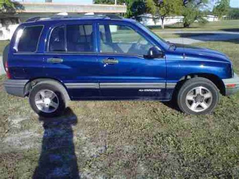 automobile air conditioning repair 2003 chevrolet tracker on board diagnostic system find used 2003 chevy tracker in opa locka florida united states