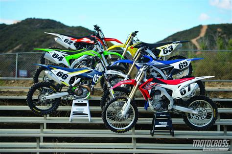 motocross action 450 shootout motocross action magazine 450 shootout 2015 winner autos