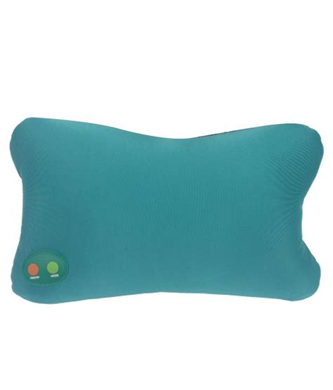 Neck Pillow by Dolphy Vibration Neck Pillow Massager Buy Dolphy
