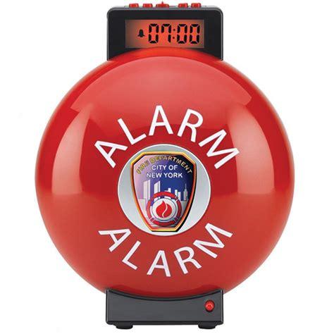 fdny fire bell alarm clock fdny shop
