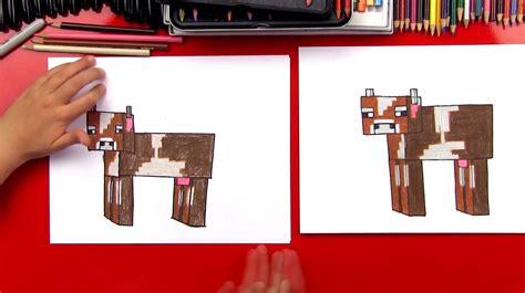 draw  minecraft  art  kids hub