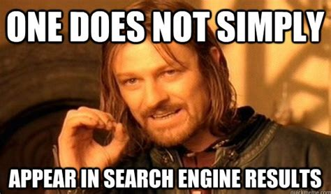 Meme Search Engine - the 8 misconceptions about high quality seo rise to the