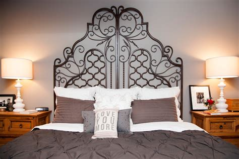 bedroom gate good looking wrought iron headboard decorating for bedroom