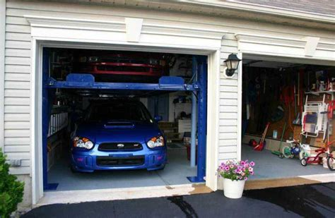 best car garages best car lift for home garage the good one the better