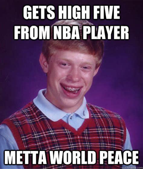 Ron Artest Meme - metta world peace meme memes