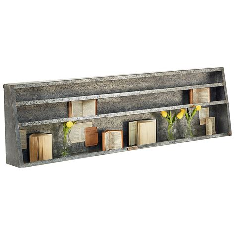 magnolia home by joanna gaines accessories 90901509 metal wall shelf coconis furniture
