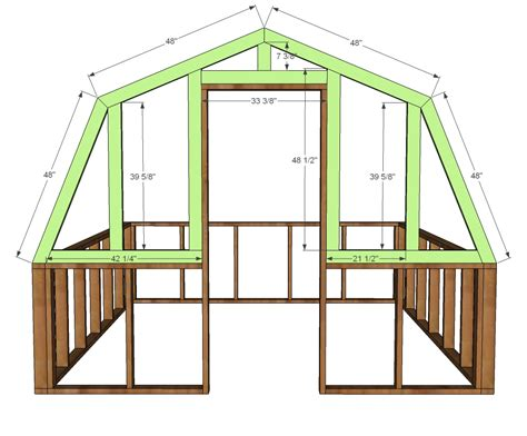 Green Housing Plans by Greenhouse Woodworking Plans Woodshop Plans