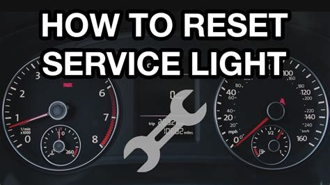 vw passat check engine light reset how to reset vw passat service light 2012 2016