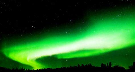 Northern Lights Cahaya Kutub Nora polar light on