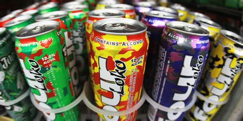 4 loko energy drink you won t see four loko being marketed on college cuses