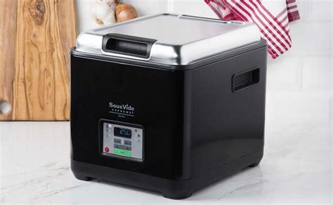 sous vide supreme cuisson sous vide supreme demi 9 litres four 224 eau