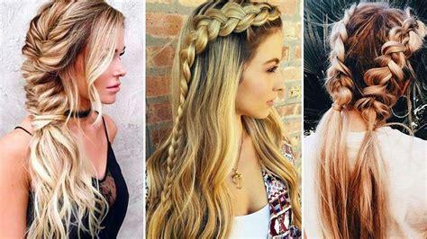 cortes de cabello largos modernos youtube peinados faciles para cabello largo mujeres 2017 2018