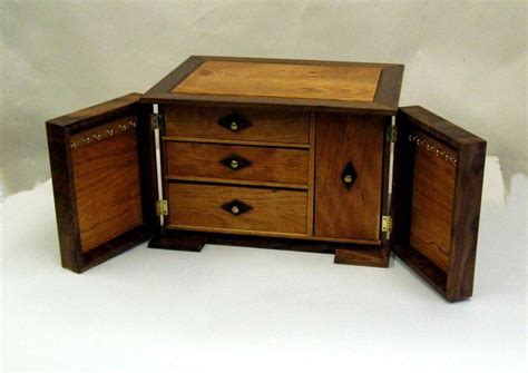 jewelry box woodworking plans  woodworking projects