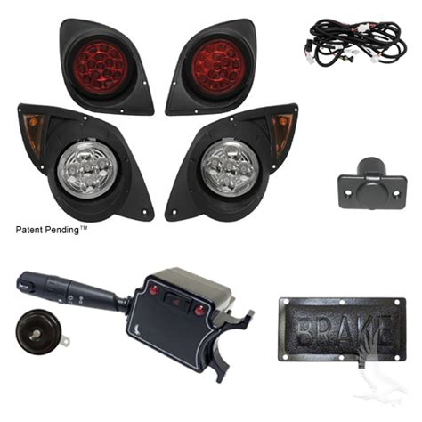 your own led l build your own led factory light kit yamaha drive deluxe