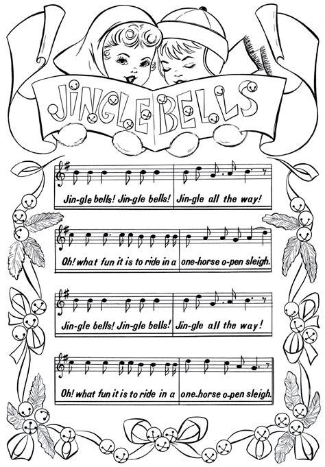 printable sheet music for jingle bells jingle bells sheet music graphicsfairy the graphics fairy