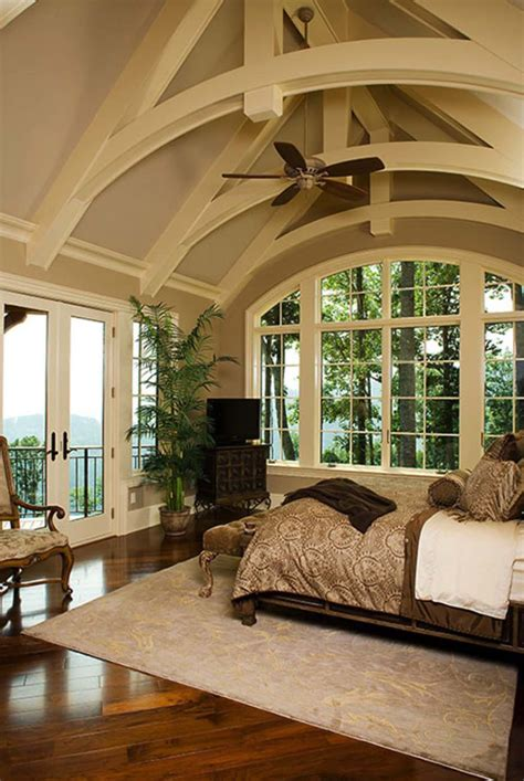 master bedroom lighting ideas vaulted ceiling 33 stunning master bedroom retreats with vaulted ceilings
