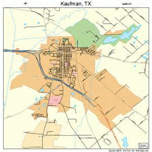 kaufman map 4838488
