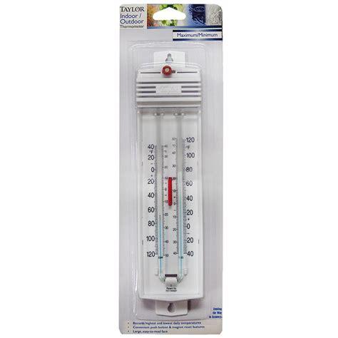 Termometer Maksimum Minimum 174 thermometer maximum minimum thermometer