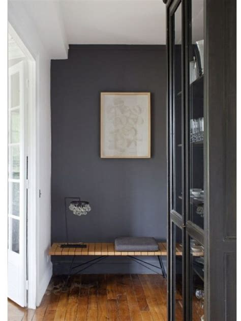 dark blue gray paint farrow and ball down pipe colorer pinterest