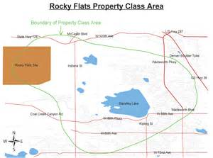 rocky flats colorado map rocky flats settlement
