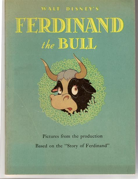 the of ferdinand books ferdinand by leaf edition abebooks