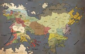 entire middle earth map lord of the rings lord and middle earth on