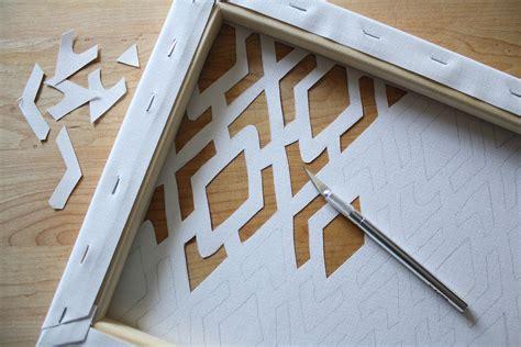 pattern canvas wall art joyfully jensen cut canvas