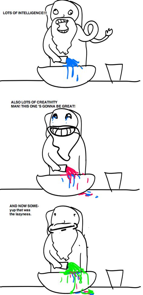 When God Made Me Meme - how to draw god made me