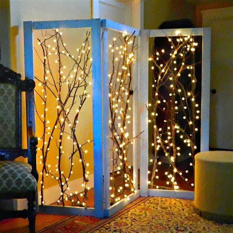 String Ideas - 33 best string lights decorating ideas and designs for 2018