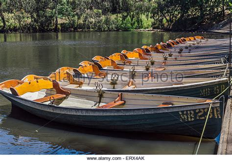 row boat melbourne row boats for hire stock photos row boats for hire stock
