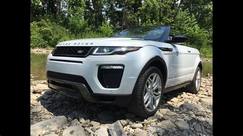range rover south florida steve is quot all in quot with range rover s evoque convertible