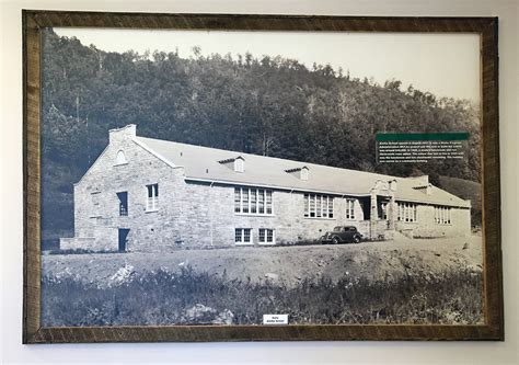 Swain County Tax Office by Swain County Heritage Museum