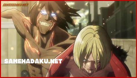 nonton anime attack on titan season 3 eps 1 shingeki no kyojin episode 1 in