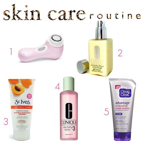 My Skin Care Routine February 2007 by The Southern Thing Skin Care Routine For Skin