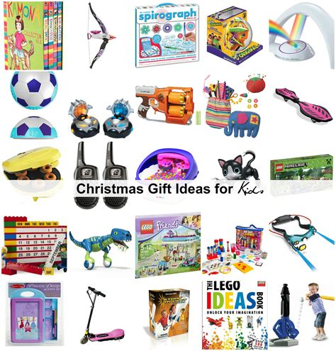 christmas gift ideas for kids idea room