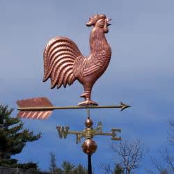 The Weathervane Copper Rooster Weathervane 2002 Weathervane Factory