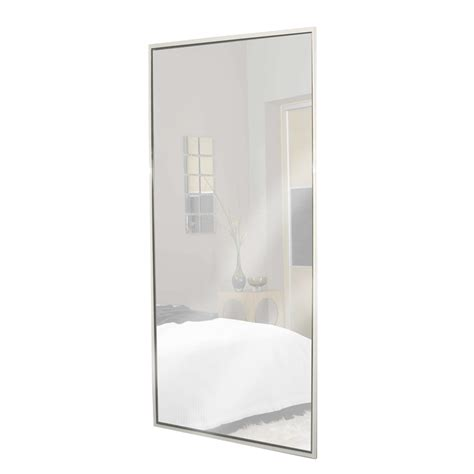Bunnings Wardrobe Doors by Multi Store 2010 X 810mm Mirror Wardrobe Sliding Door