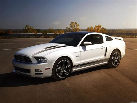 fotos de ford mustang 5 0 gt california special package 2012