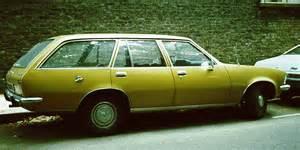 Opel Rekord D Opel Rekord D