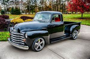 1952 chevy truck by mikegroseth