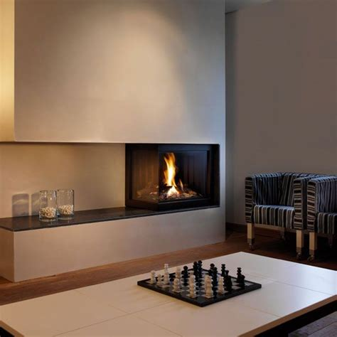 Modern Fireplace Design by Modern Gas Fireplaces Ideas From Attika Feuer Freshome