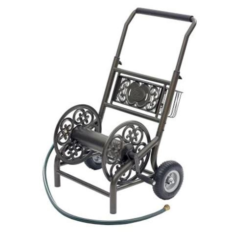 wheel decorative hose cart
