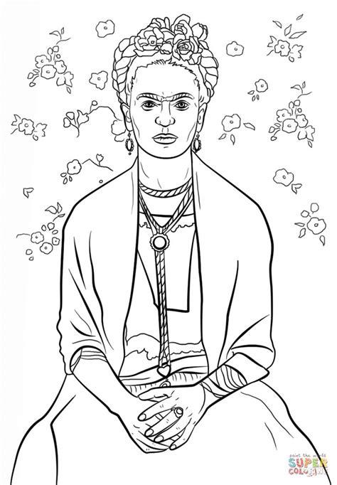 frida kahlo colouring books 379133994x frida kahlo super coloring pintura en piedras frida kahlo coloring books and