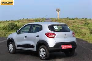 Kwid Renault Price Roadtest Review Renault Kwid 50 Images Gaadi