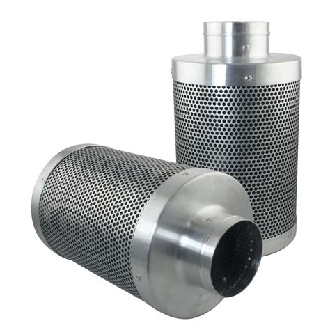 carbon air filter apollo horticulture 4 quot inch premium carbon charcoal air filter scrubber ebay