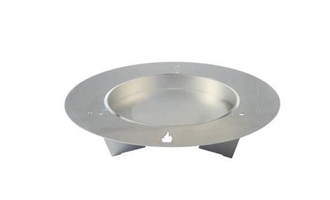 feuerschale edelstahl 100 cm fireplate designer feuerschale 100cm edelstahl radius