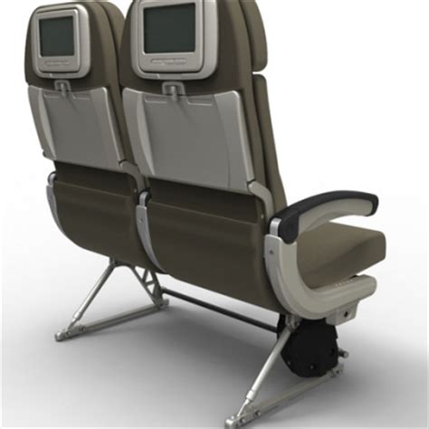 prevent airplane seat reclining negating the need for the knee defender recline forward