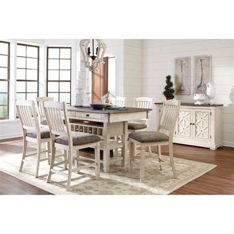 Dining Room Groups by Signature Design By Ashley Bolanburg Casual Dining Room